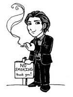 No Smoking by HarlemStride