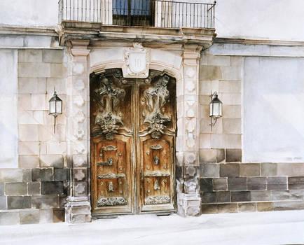 Casa Inquisitorial by ElNido