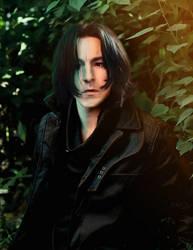Severus Snape by xantishax277
