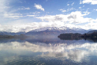New Zealand by Nergling