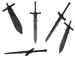 swords 1 by stock-cmoura