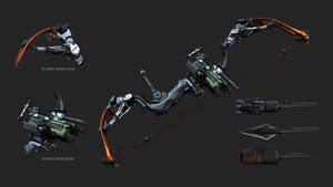 Crysis 3 - Predator Bow by ADDOriN