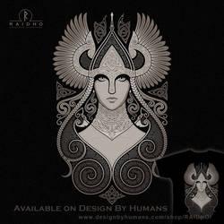 Freyja by RAIDHO-DMT