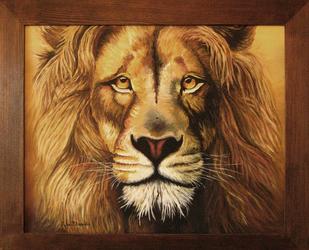 Lion by doctrina-kharkov