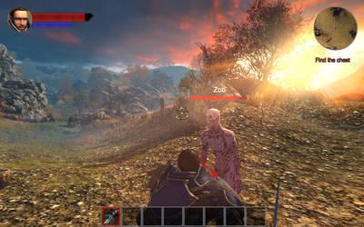 Unity3D RPG by doctrina-kharkov
