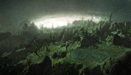 Alien Planet Unity by doctrina-kharkov