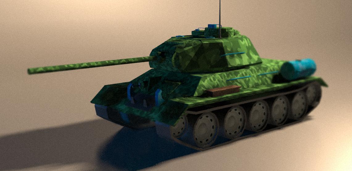 Tank by doctrina-kharkov