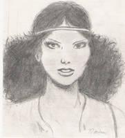 Kriss de Valnor by Bohemian-girl