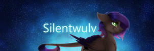 Evening Howler Youtube Banner by SilentWulv