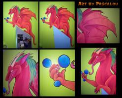 Request: Dragon by Pascalou