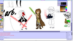 Star Wars Warriors by Pascalou