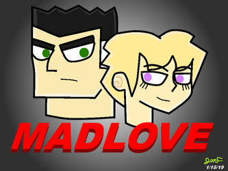 Mad Love cover art1 by JMFAnimations8