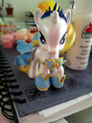 My Little Janna pony by MidnightmareDream