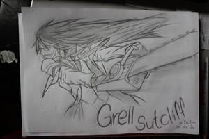 Grell Sutcliff by FreakGeekGetCrunk