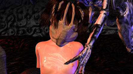 Alienage: A Schoolgirl's Unexpected Methods 07 by Destiny3000