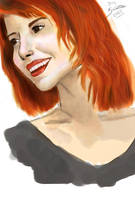Hayley Williams by Pandoras-Encore