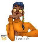 Taranee by BraidoZzZ