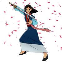 Mulan by BraidoZzZ