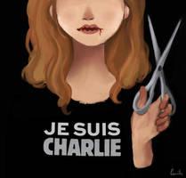 Je suis Charlie by Ludmila-Cera-Foce