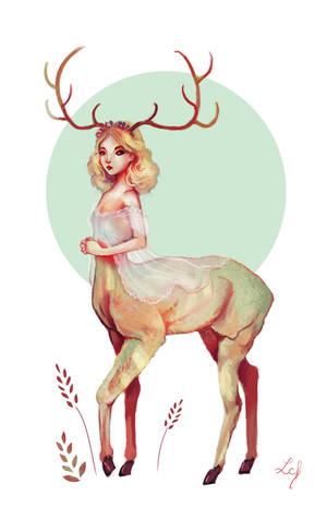 Centaur Bride by Ludmila-Cera-Foce