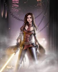 Jedi - Yna by Saehral