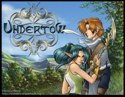 Undertow poster by Saehral