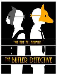 Butler Detective - Masks by Katy133