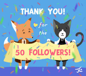 We Did It! Thank You! by Katy133