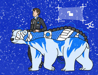 Connor and URS12 by Katy133