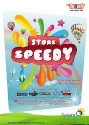 Store Speedy by willywonkart