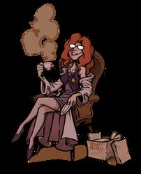 Tea Time by Boredman