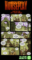 Apocalyptic Horseplay - CH5 Ep5 by Boredman