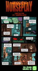 Apocalyptic Horseplay - CH5 Ep6 by Boredman