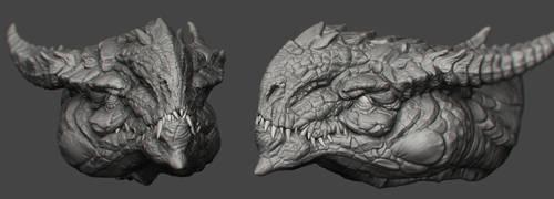 Dragon by jips3d