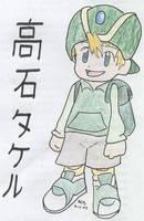 Takeru by JediAmara