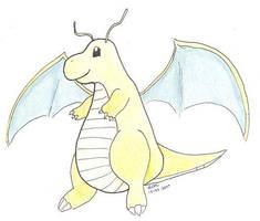 Dragonite by JediAmara