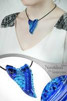 Nautilius blue by vericone