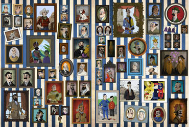 Tintin Finale - Colour by tkherraji
