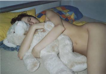 asleep by MisaKuroi