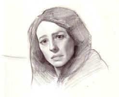 Claudia Black by EndlessDiamondSky