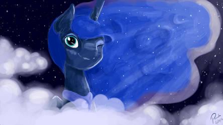 Princess Luna by Awesome--Panda