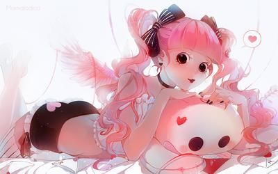 Be My Valentine by Marmaladica