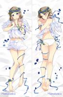 Dakimakura Commission ~Watanabe You~ [Love Live] by Marmaladica