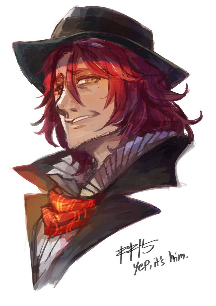 Yep, it's him. by tama-lynn