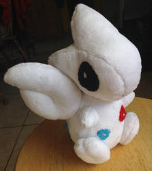 Togetic Plush zwei by Pickelicious