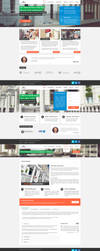 Estate and Lettings Agents by skirilov