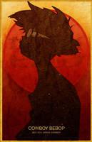 Cowboy Bebop - Edward by Nortiker