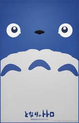 Totoro Poster - Chu Totoro by Nortiker