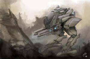 Robot MI-79 by o0Tron0o