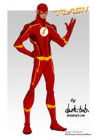 Flash Future CW Show by dark-BuB